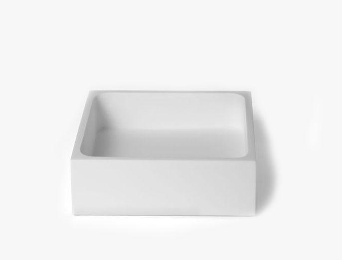 Quadrada Branca