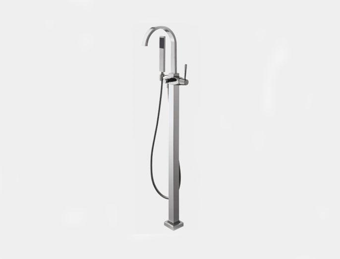 Misturador Unique para banheira piso SPA