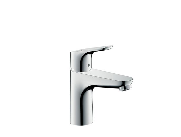 Monocomando para lavatório Focus 100 mm