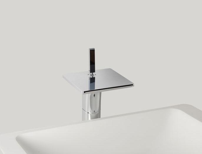 Monocomando Shelf Alongado mesa